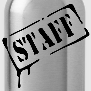 staff, band, music, v.i.p., vip, tour, touring, crew T-Shirts - Water Bottle