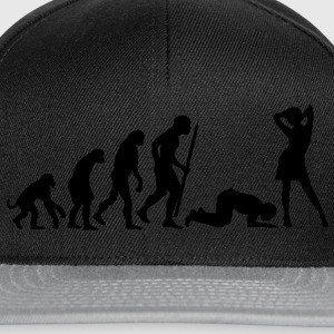 End of evolution T-shirts - Snapback cap