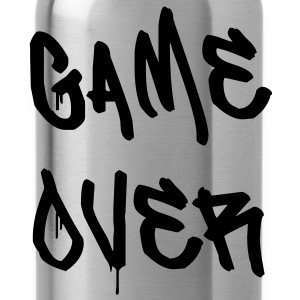 Game Over T-Shirts - Trinkflasche