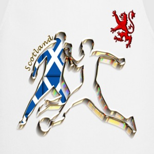 scotland football player T-Shirts - Cooking Apron