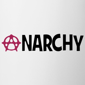 Anarchy Camisetas - Taza