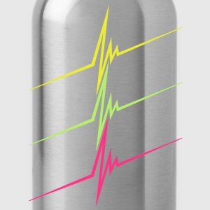 neon_pulse T-Shirts - Water Bottle