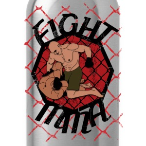 fight mma T-Shirts - Water Bottle