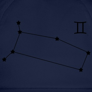 zodiac, constellation, Gemini T-Shirts - Baseball Cap