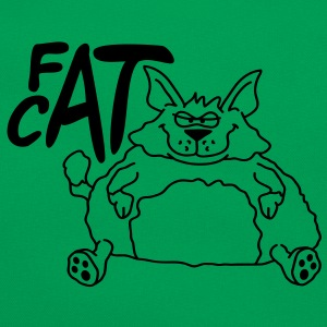 fat_cat T-Shirts - Retro Bag