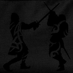 Sword fight tribal T-Shirts - Kids' Backpack