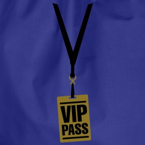 VIP Pass T-Shirts - Turnbeutel