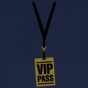VIP pass T-Shirts - Baseball Cap