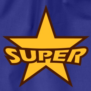 super_star T-shirt - Sacca sportiva