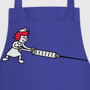 nurse_with_syringe Tee shirts - Tablier de cuisine