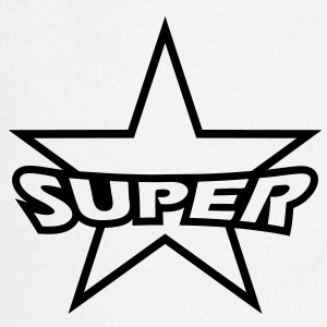 super_star T-shirts - Förkläde