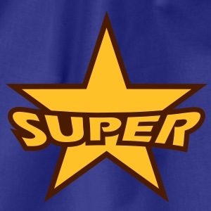 super_star T-shirts - Gymnastikpåse
