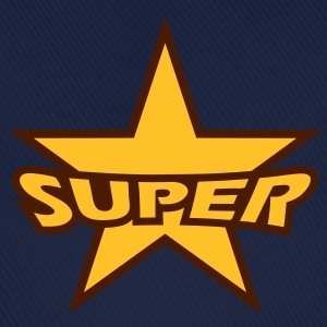 super_star T-shirts - Baseballkasket