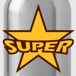 super_star Tee shirts - Gourde