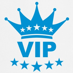 vip_king_crown_1c T-Shirts - Kochschürze