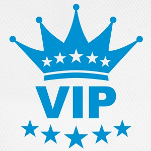 vip_king_crown_1c Tee shirts - Casquette classique