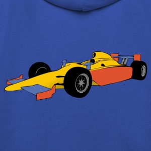 racing car us Tee shirts - Pull à capuche Premium Enfant
