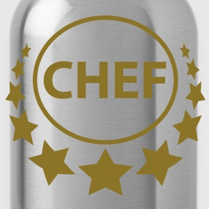 chef T-Shirts - Trinkflasche
