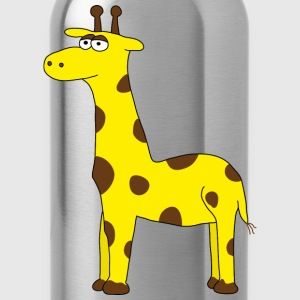 Giraffen T-shirts - Drinkfles