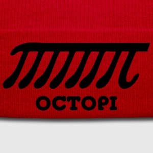 Octopi (PI) T-Shirts - Wintermütze