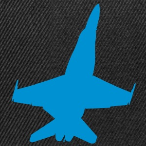 FA-18 Fighter Jet T-Shirts - Snapback Cap