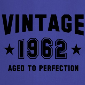 VINTAGE 1962 T-Shirt - Aged To Perfection WB - Kochschürze