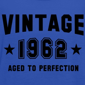 VINTAGE 1962 T-Shirt - Aged To Perfection WB - Vrouwen tank top van Bella