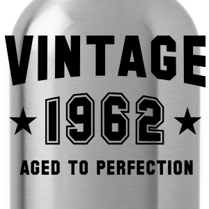 VINTAGE 1962 T-Shirt - Aged To Perfection WB - Drinkfles