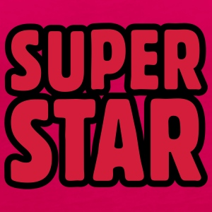 SUPERSTAR T-Shirt - Frauen Premium Tank Top