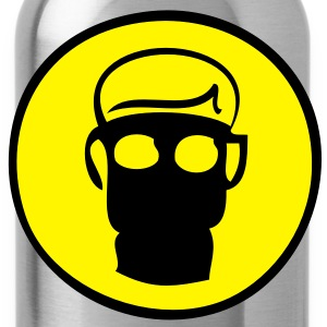 Gas Mask - Water Bottle