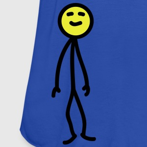 happy_man T-shirts - Dame tanktop fra Bella