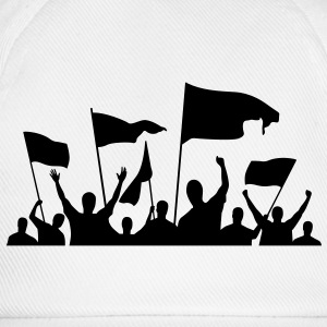 Protesters (1c)++ T-shirts - Basebollkeps