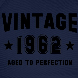 VINTAGE 1962 T-Shirt - Aged To Perfection NS - Cappello con visiera