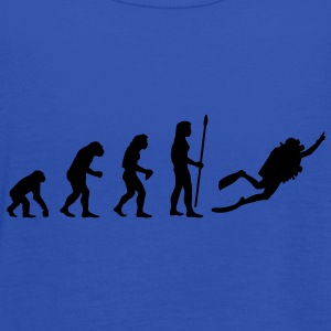 evolution_dive T-shirt - Top da donna della marca Bella
