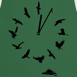 Doomsday Bird Clock Tee shirts - Tablier de cuisine