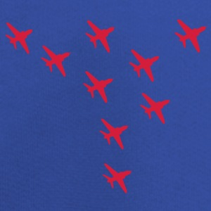Red Arrows Eagle Formation - Kids' Premium Hoodie