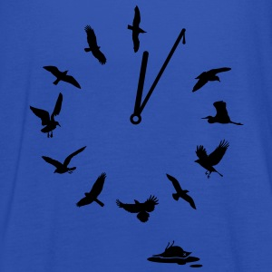 Doomsday Bird Clock T-shirts - Tanktopp dam från Bella