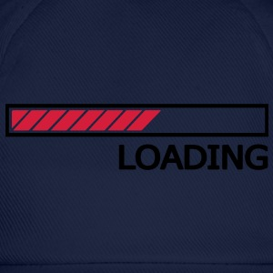 Loading Ladebalken Loading Bar  T-Shirts - Baseballkappe
