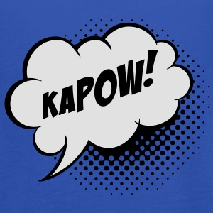 Speech balloon Kapow! T-shirts - Dame tanktop fra Bella