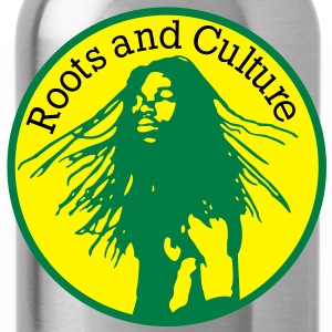 roots and culture T-shirts - Drinkfles