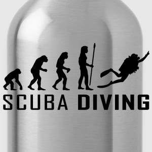 evolution_scuba_diving T-shirts - Drinkfles
