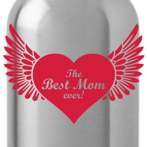 the best Mom ever! T-Shirts - Water Bottle