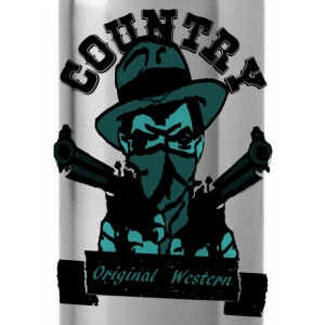 country original western T-Shirts - Water Bottle