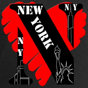 Love New York Tee shirts - Sweat-shirt Homme Stanley & Stella