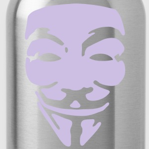 GUY FAWKES, anonymous T-Shirts - Water Bottle