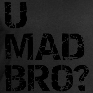 u mad bro? Tee shirts - Sweat-shirt Homme Stanley & Stella