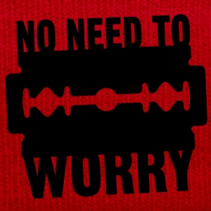 No need to worry solo Tee shirts - Bonnet d'hiver