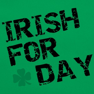 Irish for a day T-shirts - Retro-tas