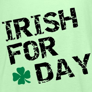 Irish for a day T-shirts - Vrouwen tank top van Bella