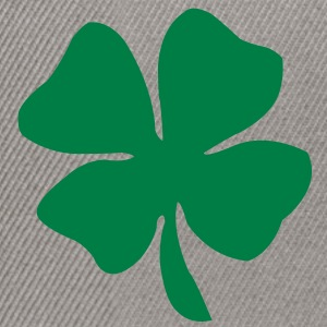 Irish Leaf - St. Patrick's Day Tee shirts - Casquette snapback